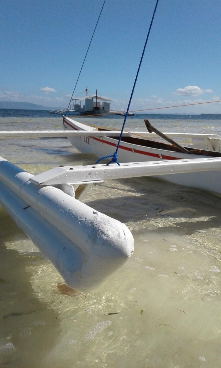 sailing bangka boat design by abbott